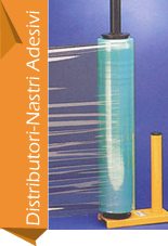 Distributori - Nastri adesivi
